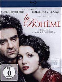 Cover Soundtrack / Anna Netrebko & Rolando Villazón - La Bohème [DVD]